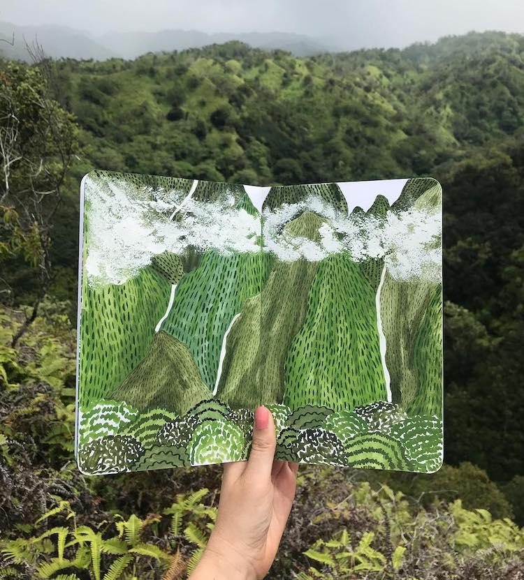 Clase online de ilustración botánica por Sara Boccaccini Meadows