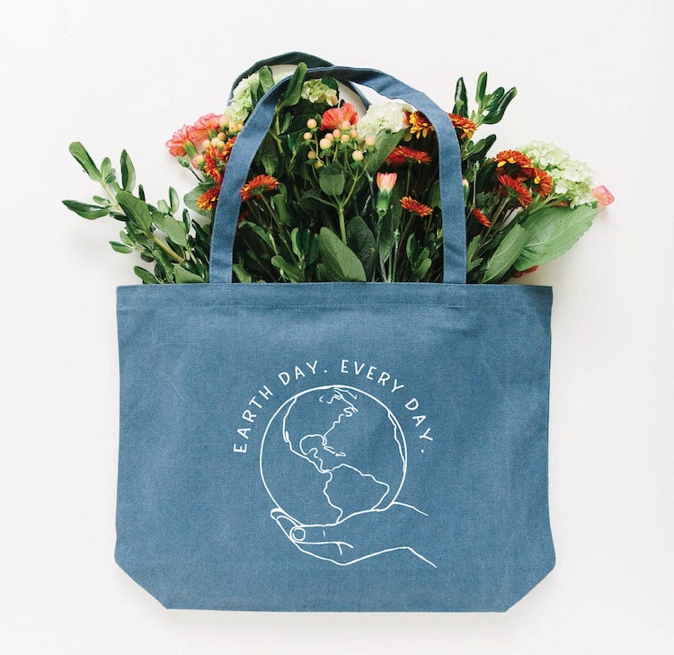 Eco-Friendly Canvas Tote