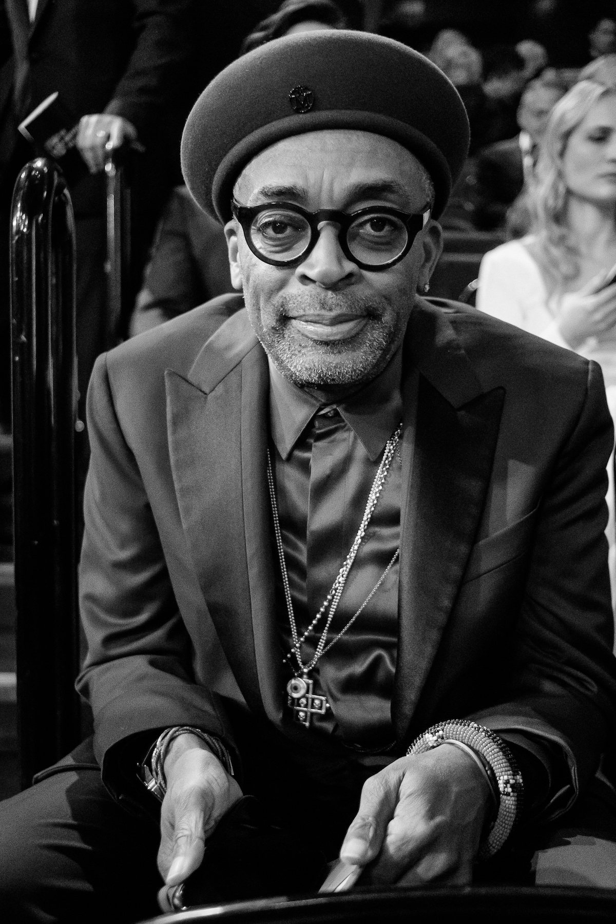 Photo of Spike Lee by Charlie Clift