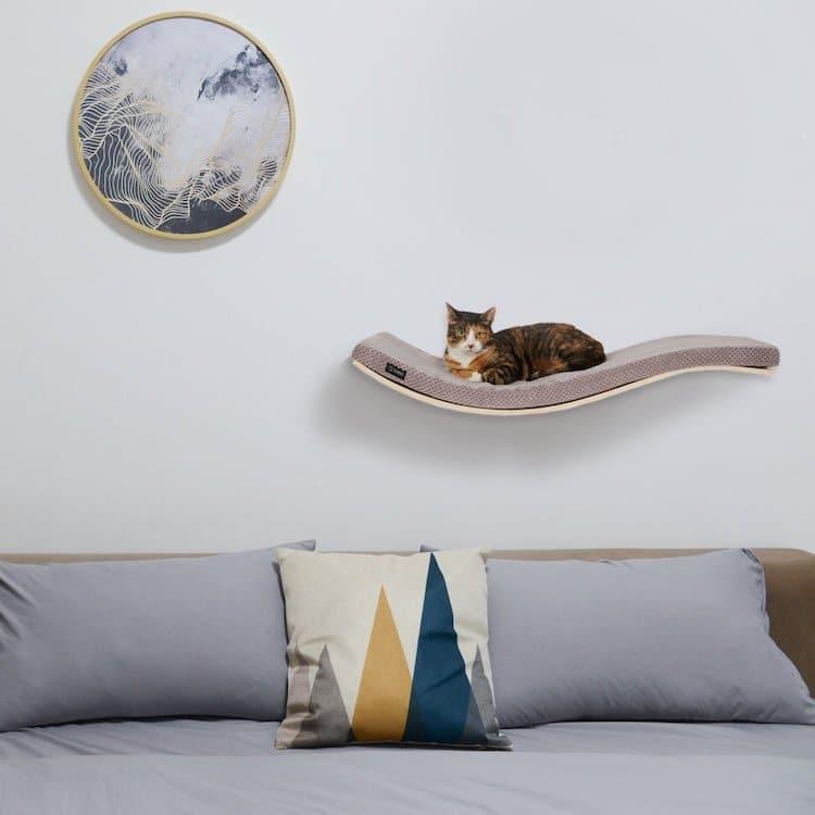 Modern Cat Perch