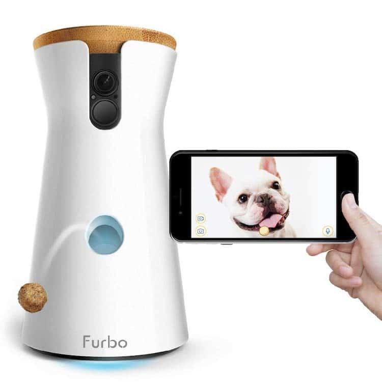 Furbo cámara de perros