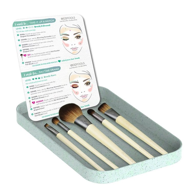 Sustainable Makeup Brushes
