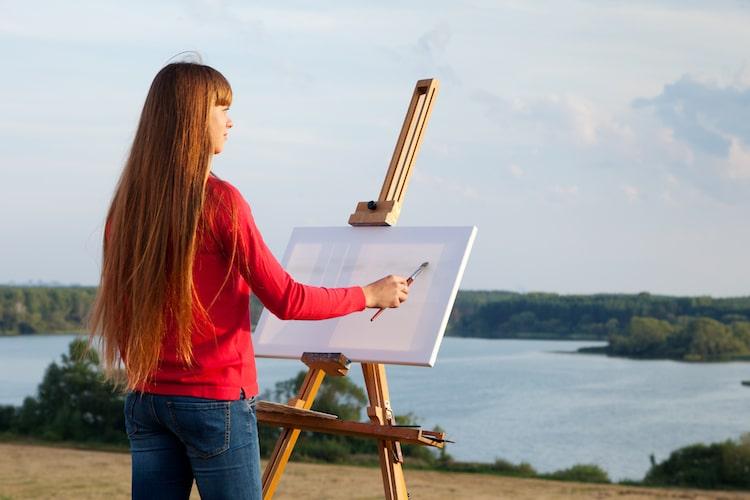 En Plein Air Painting Materials
