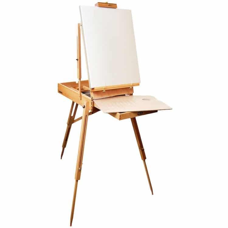 Materiales para pintar en plein air