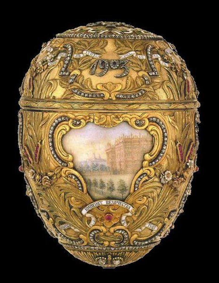 Fabergé Egg History