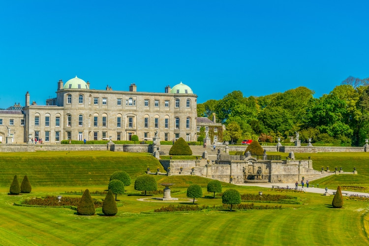 Best Gardens in the World - Powerscourt Estate
