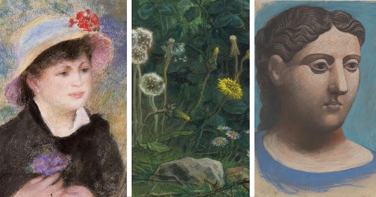 Famous Pastel Artists