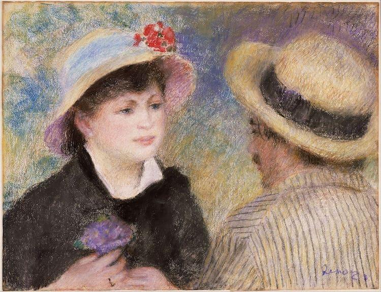 Renoir Pastel