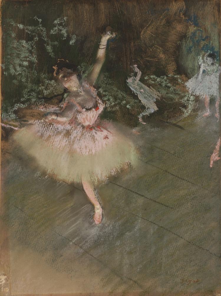 Degas Pastel