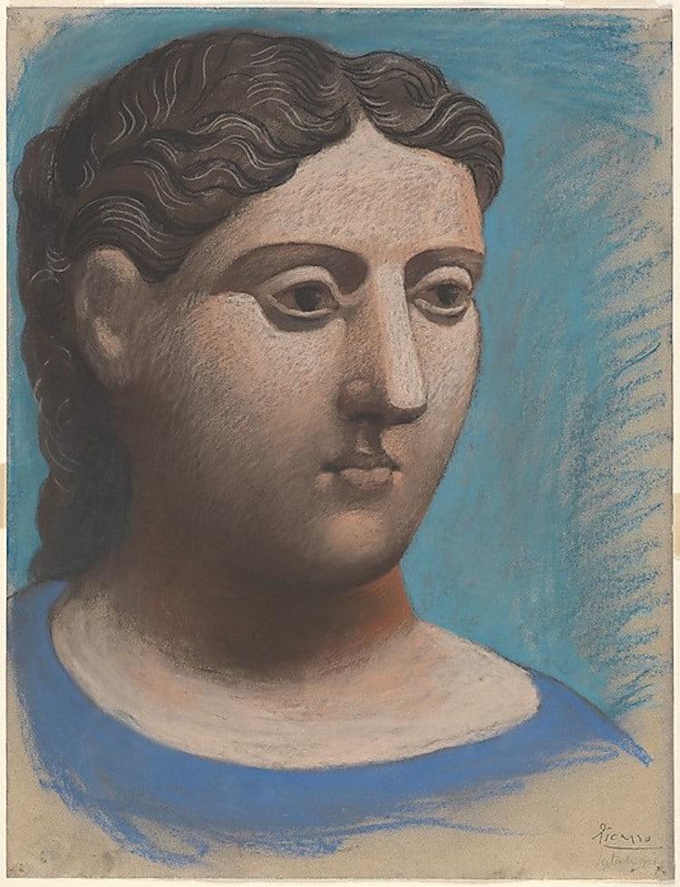 Picasso Pastel