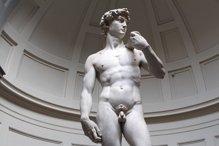 Michelangelo David Sculpture