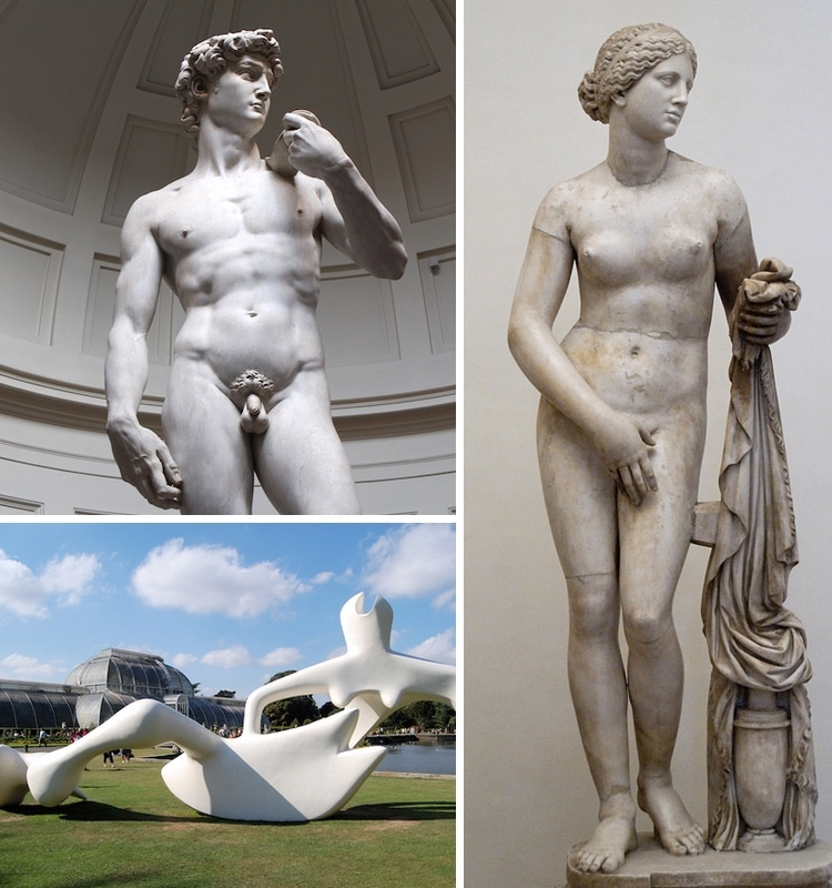 World's Most Famous Sculptors