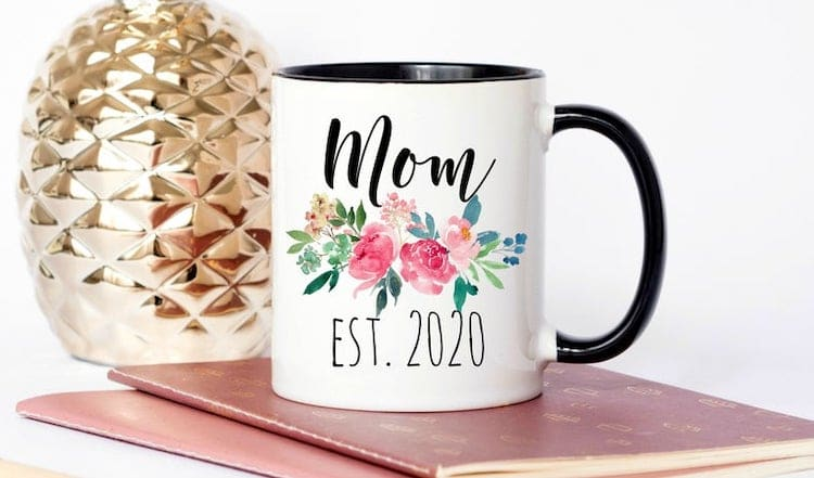 Mug for New Mothers
