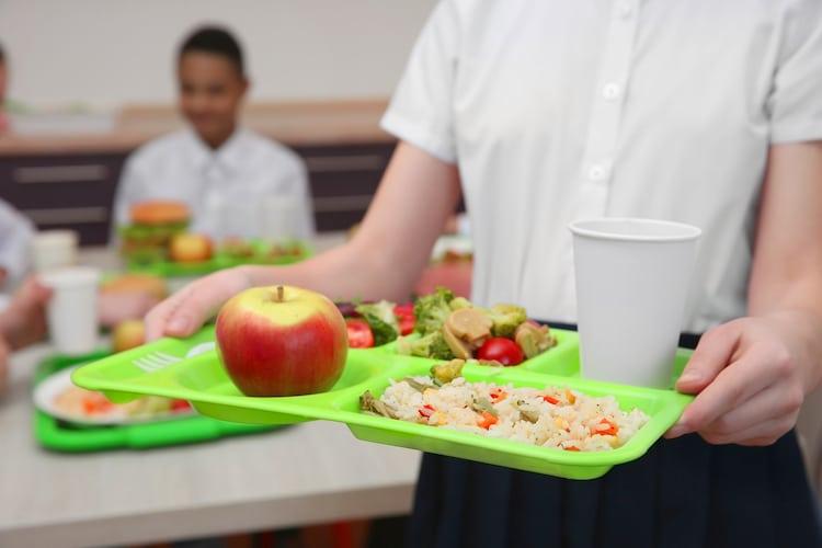 comida para niños necesitados eua