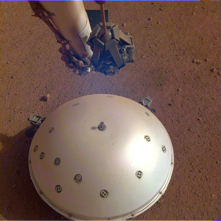 SEIS - Insight Lander - Mars
