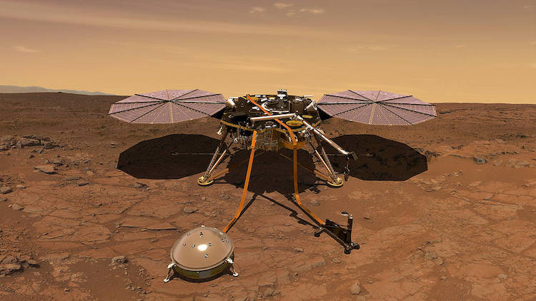 NASA InSight Lander Mission