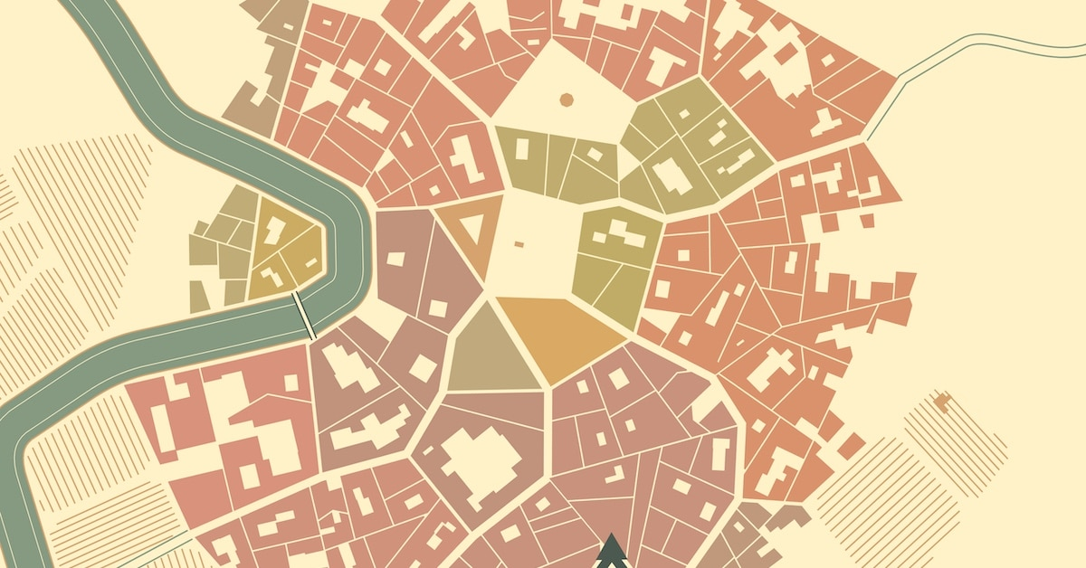 on design your own map