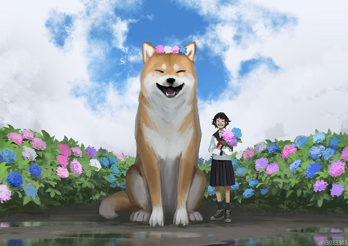 Arte digital por Monokubo