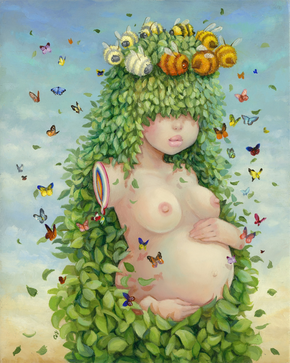Mother and Child Group Art Exhibition at Dorothy Circus Gallery