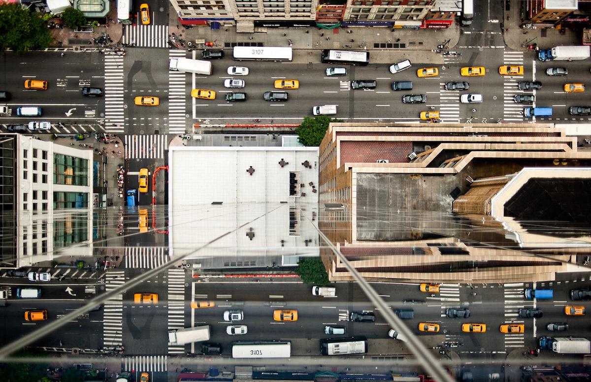 New York Aerial Photos