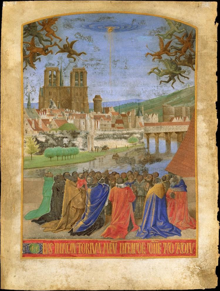 Notre-Dame Manuscript