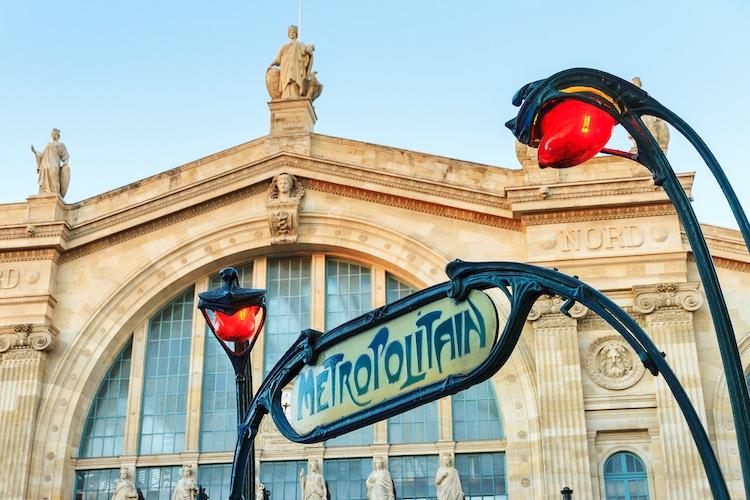 Paris Metro History