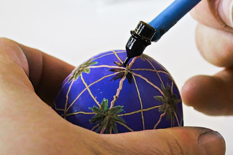 How to Make Pysanky