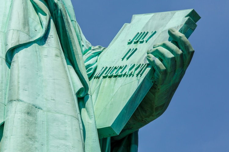 Statue of Liberty Book