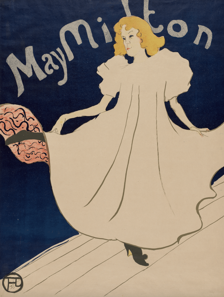 May Milton de Toulouse-Lautrec