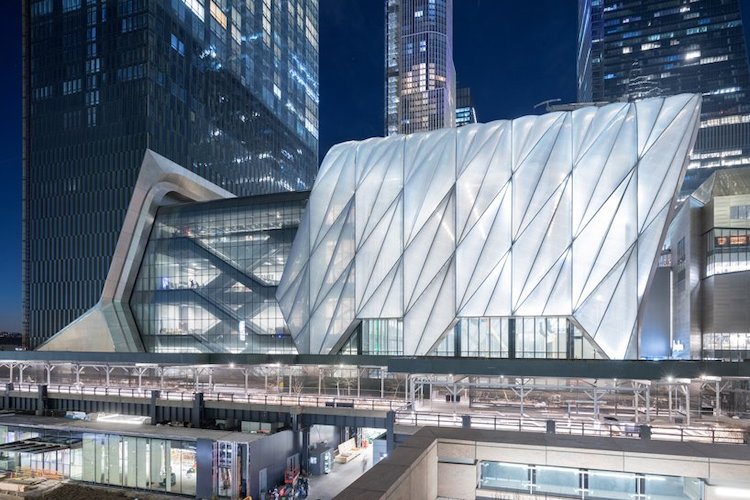 The Shed Art Center at Hudson Yards