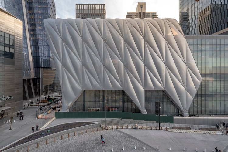Hudson Yards - The Shed