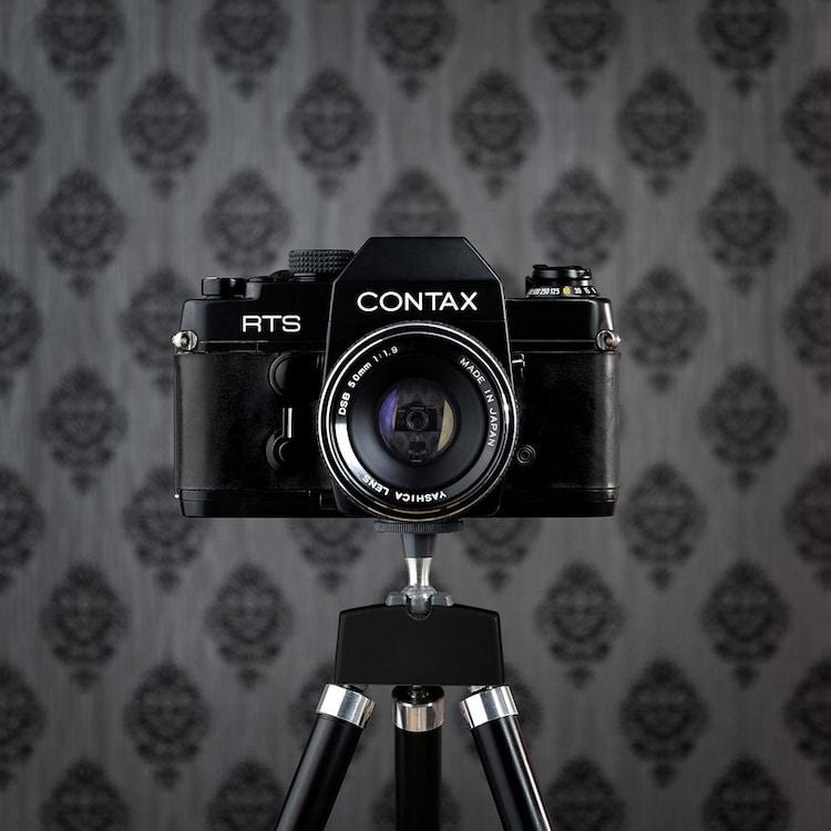 cámara clásica CameraSelfies by J. F. Novotny