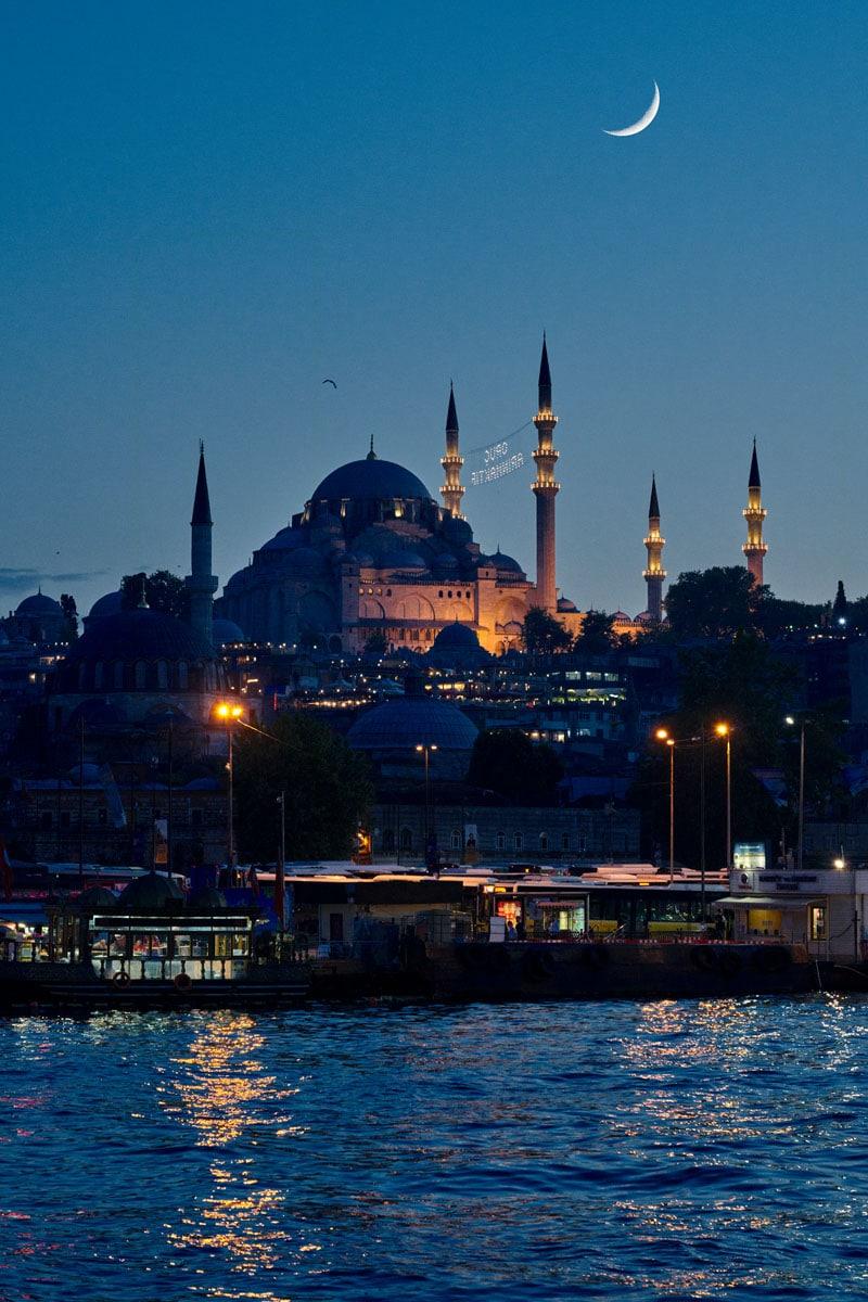 Istanbul by Adrien Le Falher