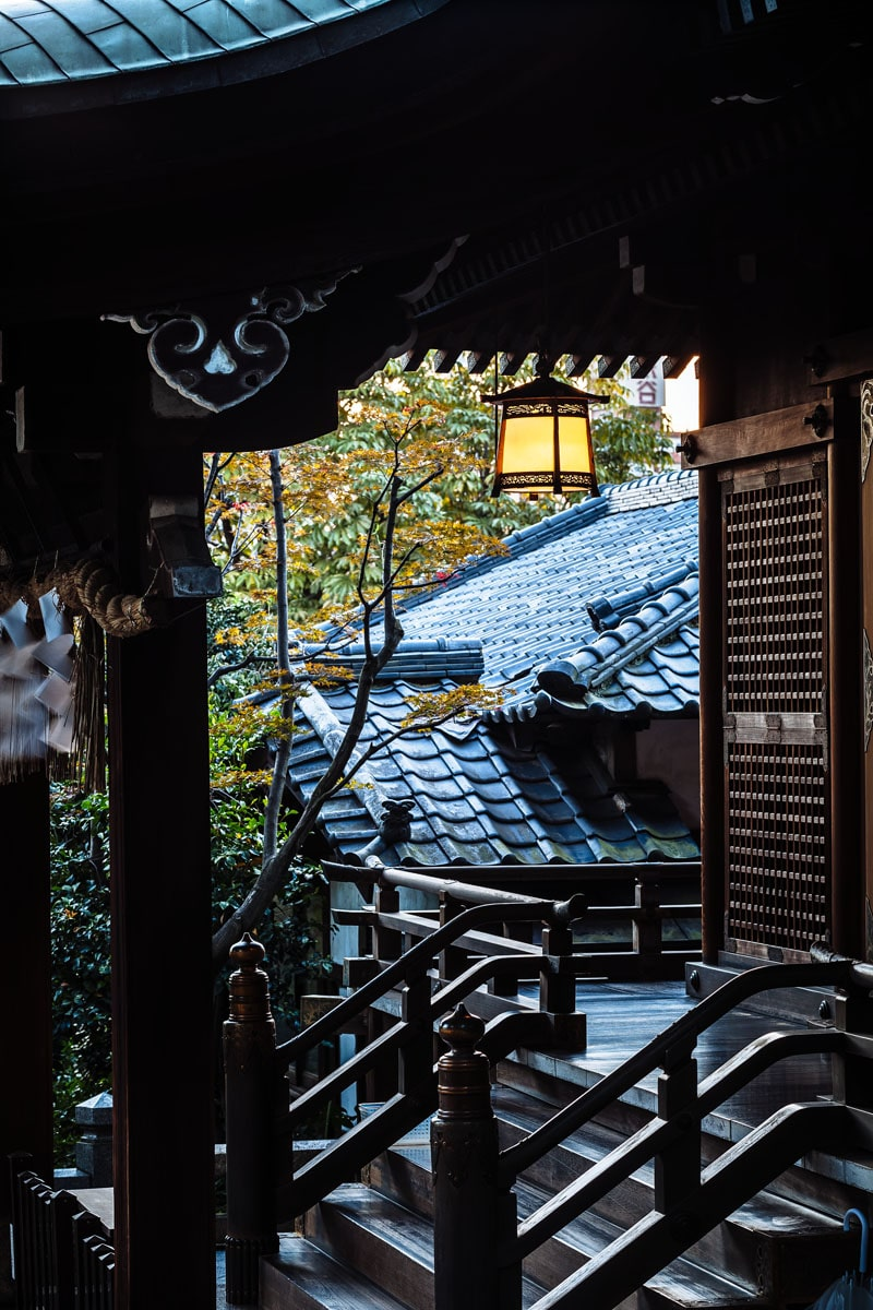 Japan by Adrien Le Falher