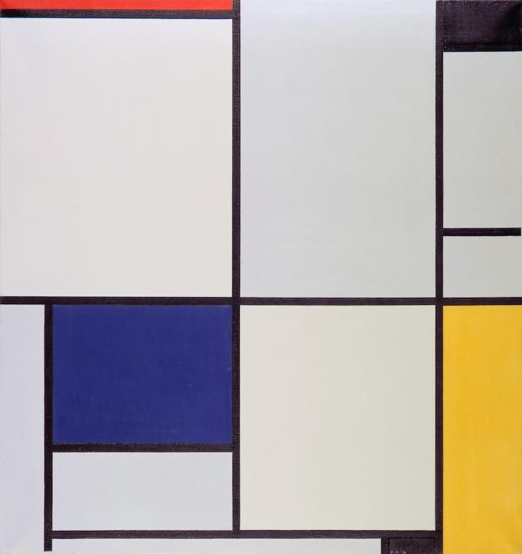 Tableau I de Piet Mondrian