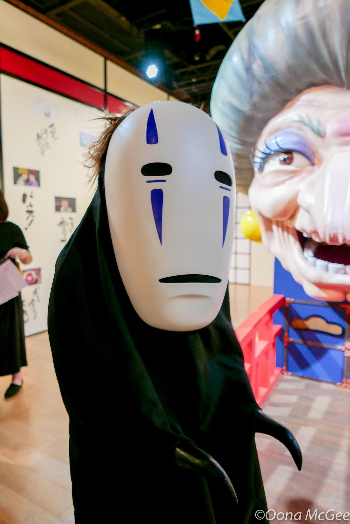 Exposición de Studio Ghibli en Tokio
