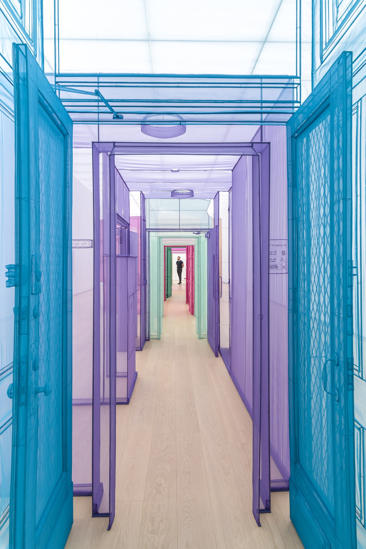 Do Ho Suh Installation Art