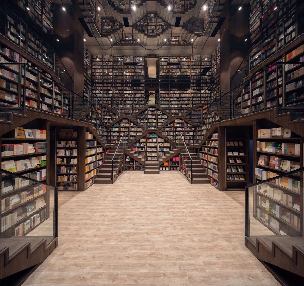 Contemporary Bookstore