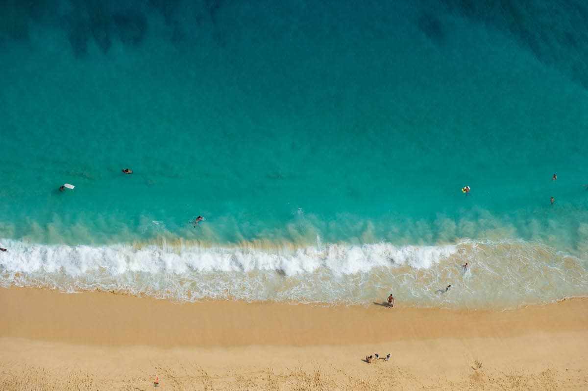 Aerial Photos of Water by Jason Hawkes