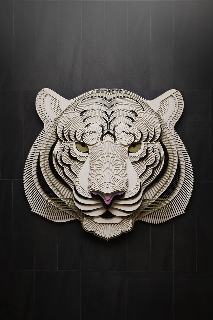 Animal Sculptures Facebook 3D Photo by Patrick Cabral