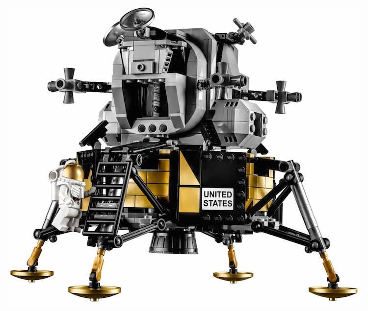 Apollo 11 Lunar Module LOGO Kit