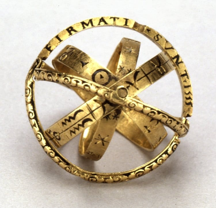Foldable Ring from the 17th Century