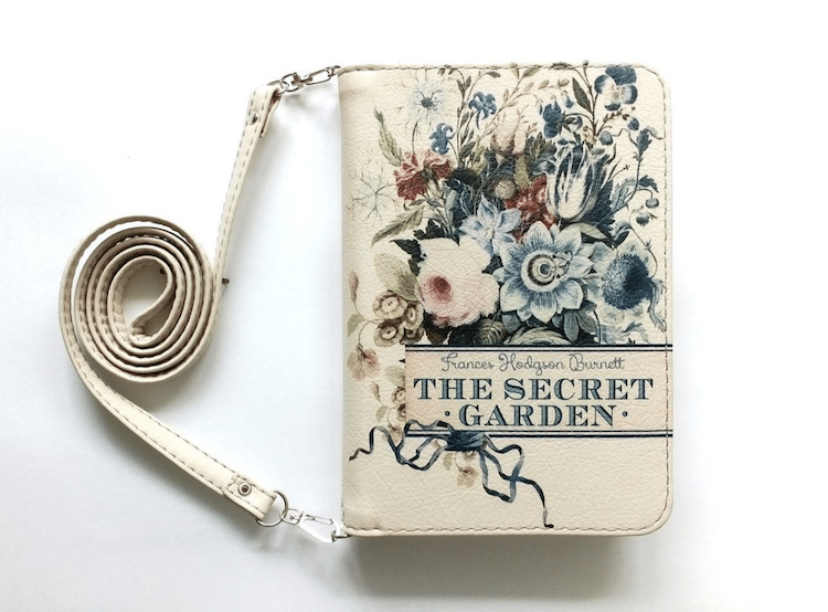 The Secret Garden Purse