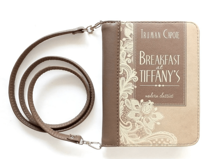 Breakfast at Tiffany's Bag