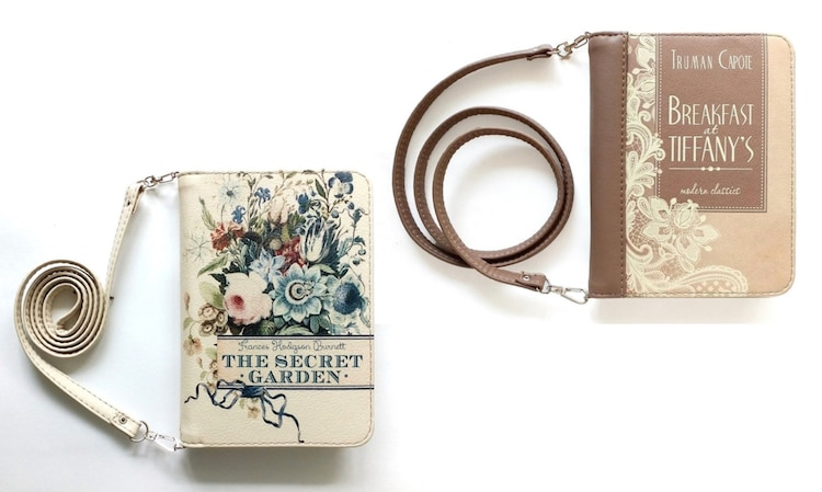 Bagatelle Book Clutch