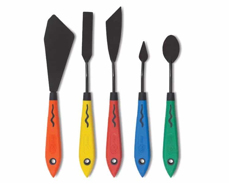 Blick Palette Knives