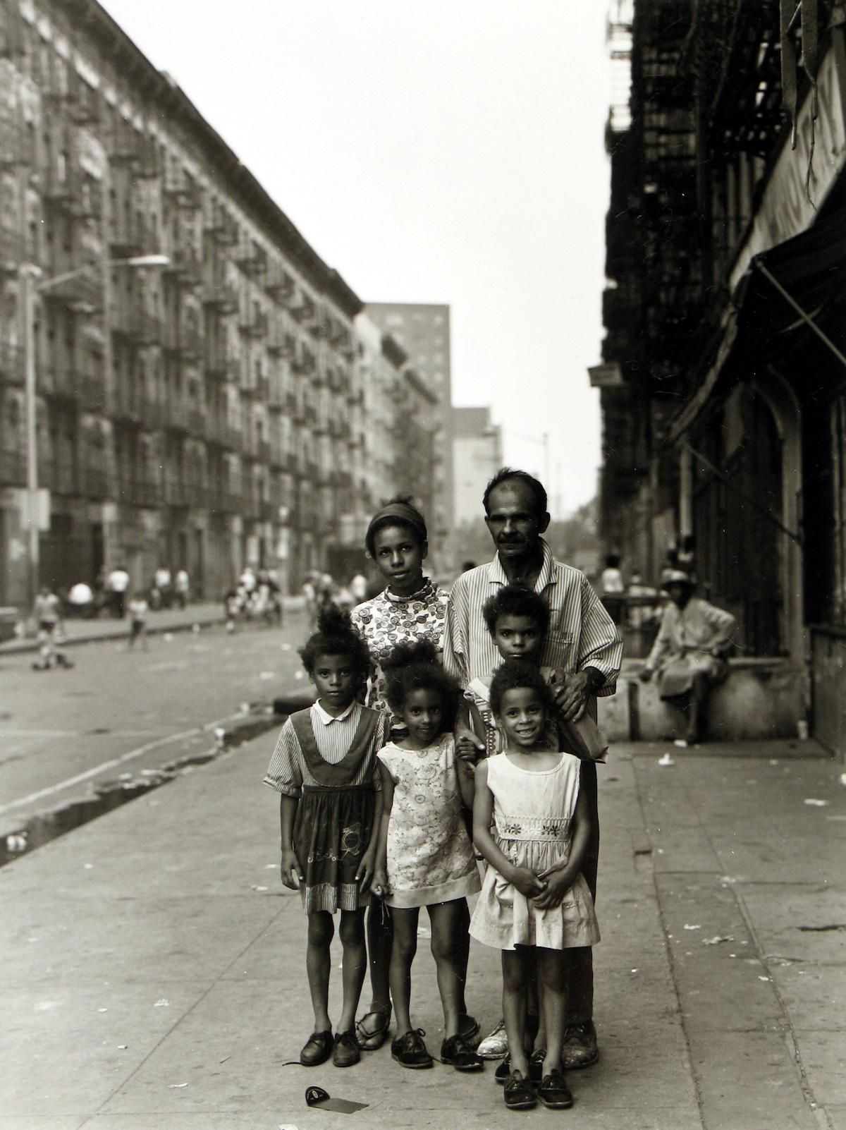 Historical Photos by Bruce Davidson