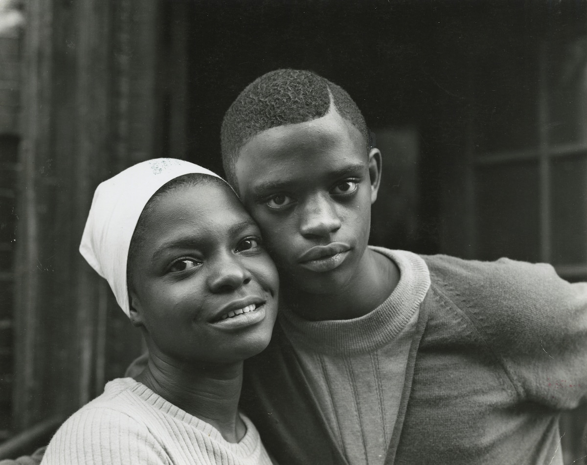 Black and White Bruce Davidson