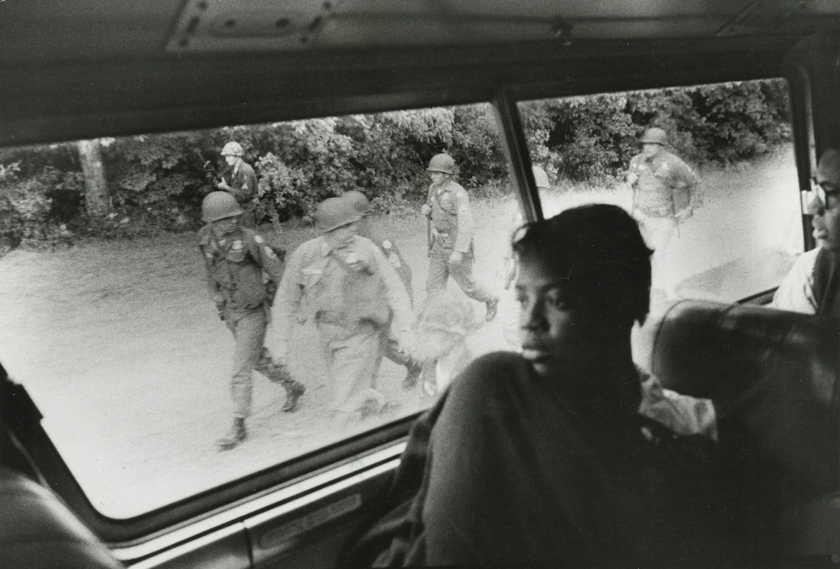 Civil Rights Photos by Bruce Davidson