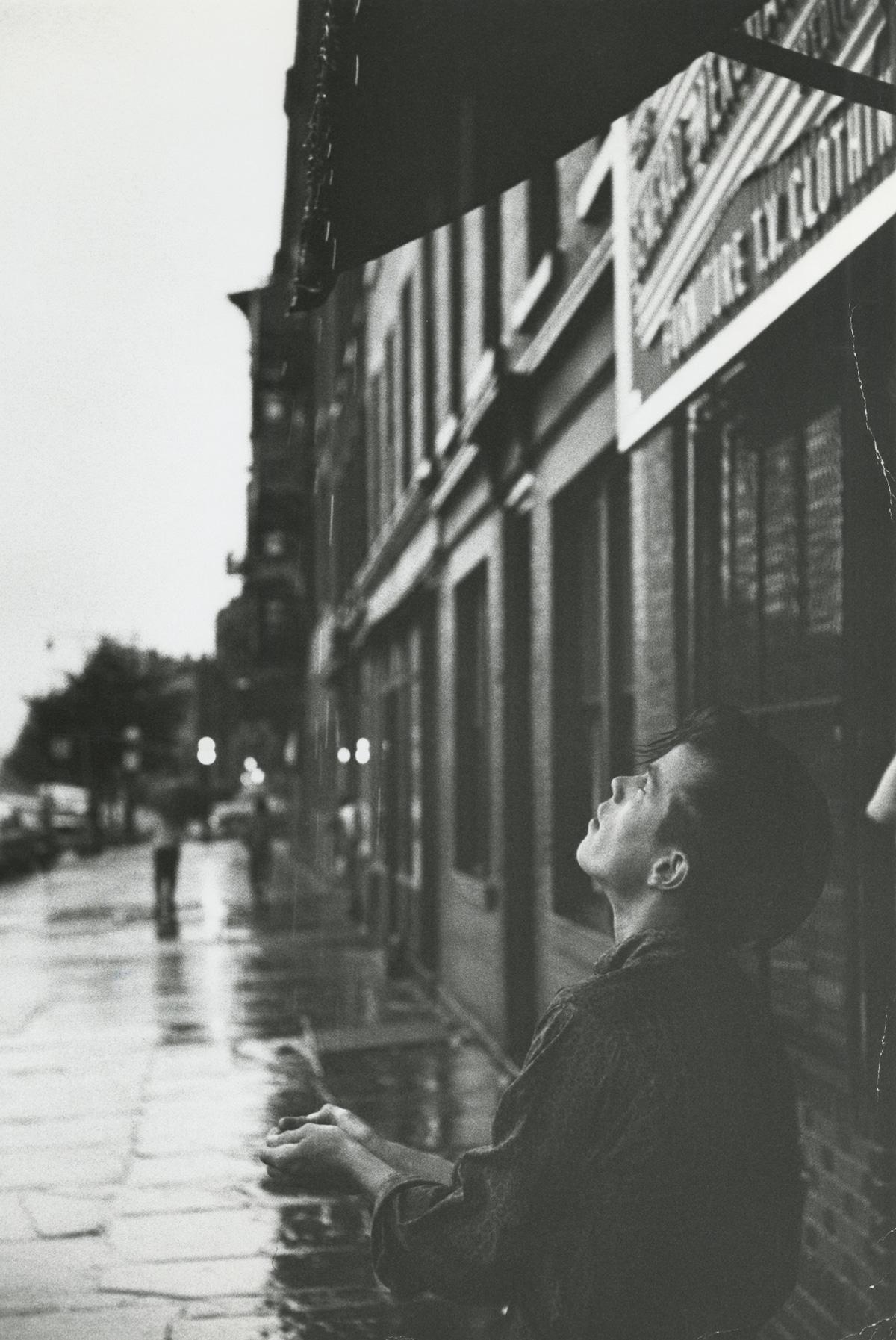 Photographer Bruce Davidson